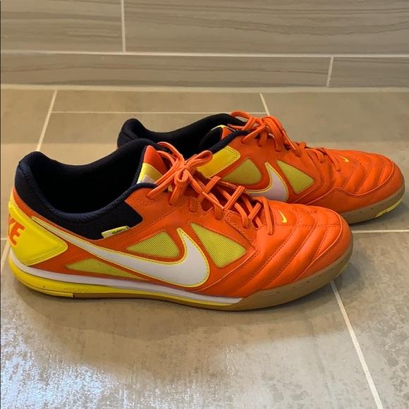 Nike Lunar Gato Indoor Soccer Shoes